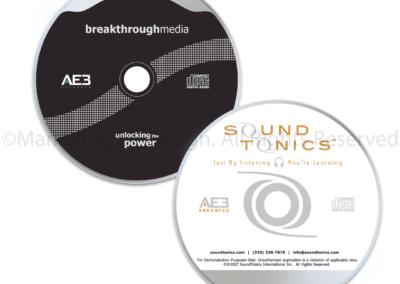 Breakthrough Sessions / Soundtonics Compact Discs