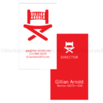 Marketing by Design | Gillian Arnold Business Cards