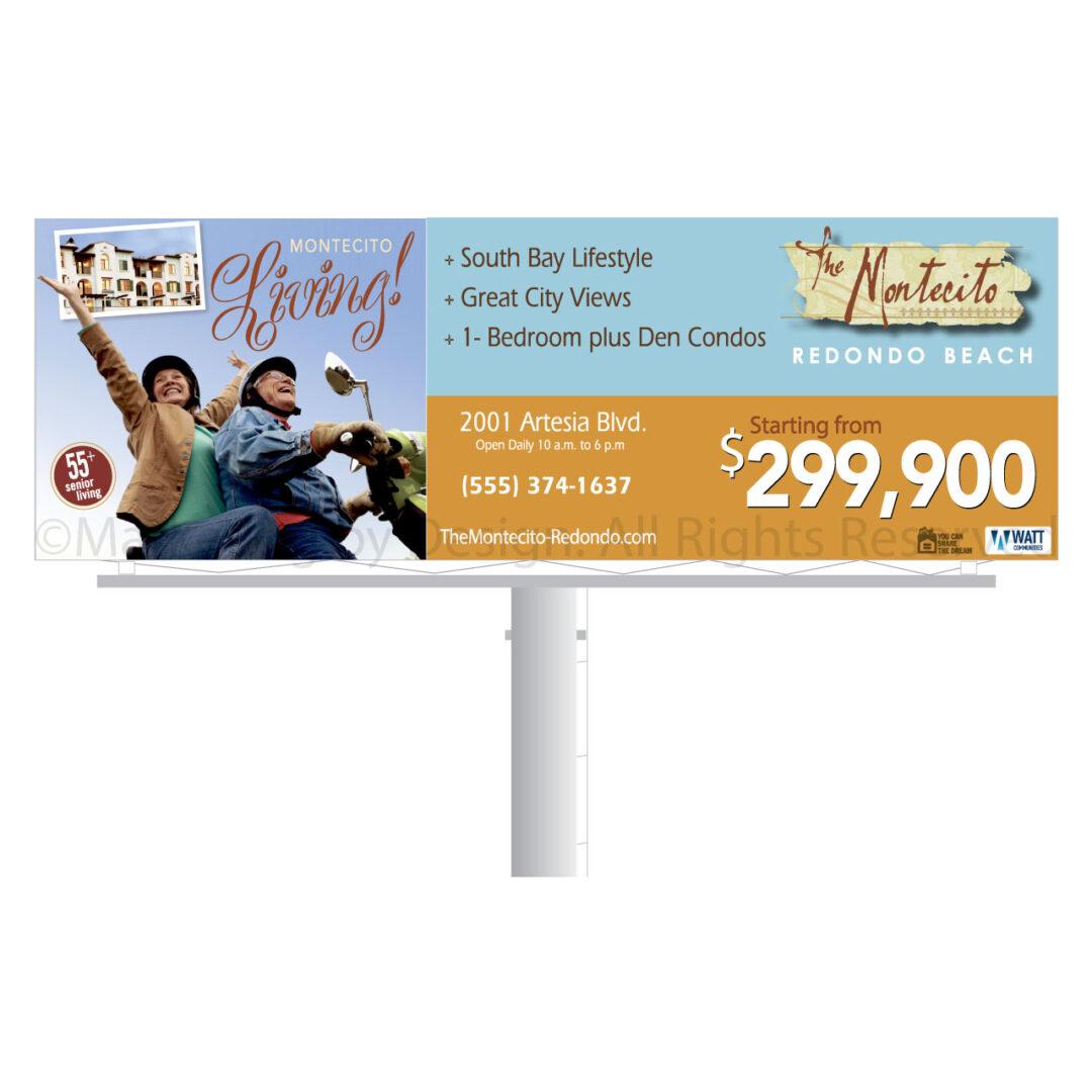 Montecito Billboard