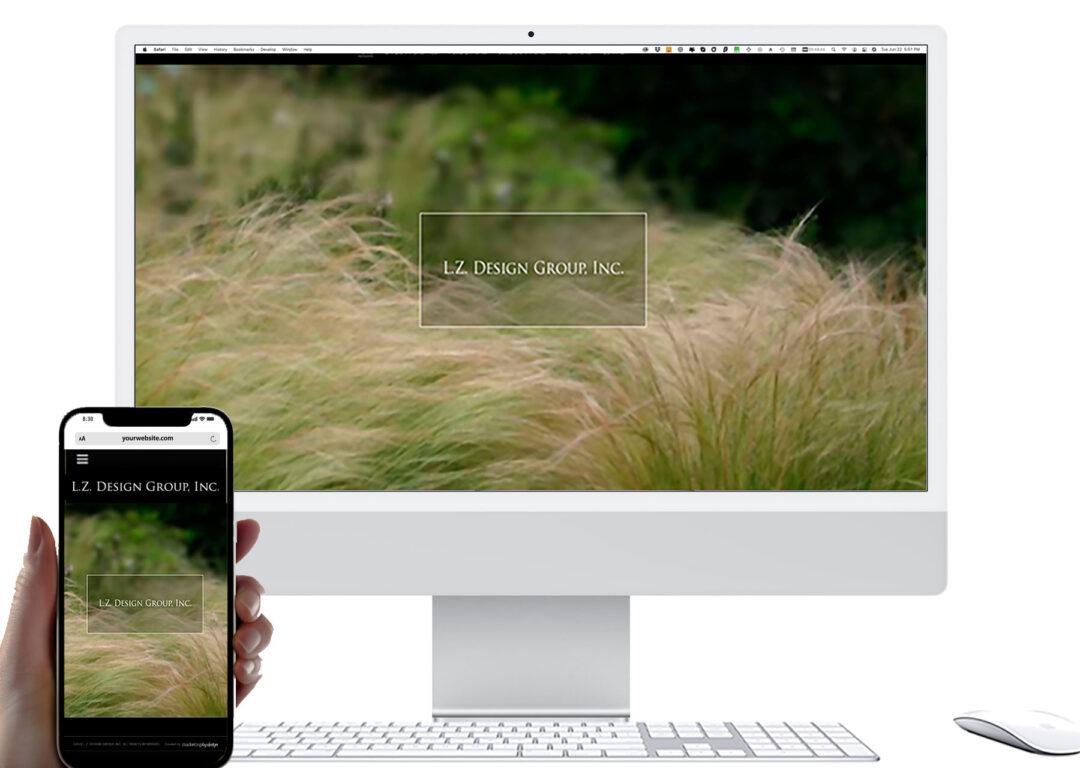 L.Z. Design Group Website