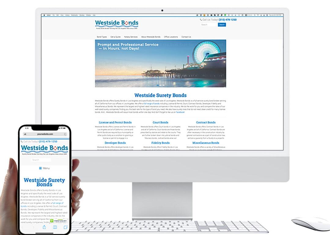 Westside Bonds Website